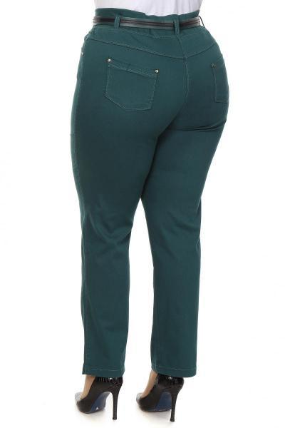 Артикул 208978 - брюки большого размера - вид сзади