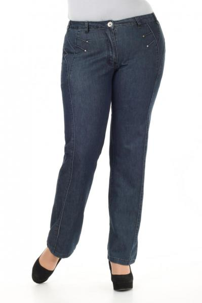 Недорогие джинсы больших размеров