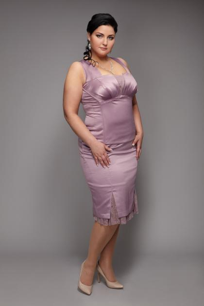 Артикул 12342 - юбка большого размера