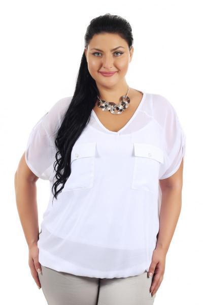 Большие блузки