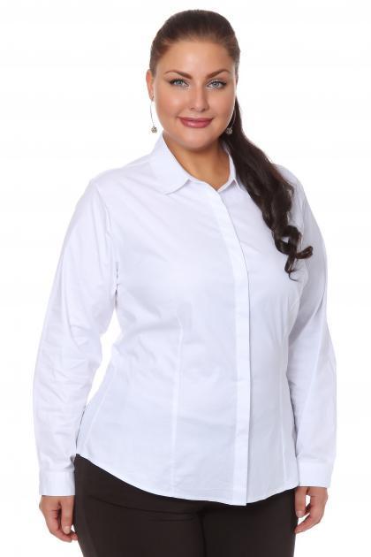 Артикул 108301 - блузка большого размера