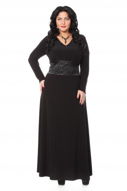 Артикул 007862 (009259) - платье большого размера