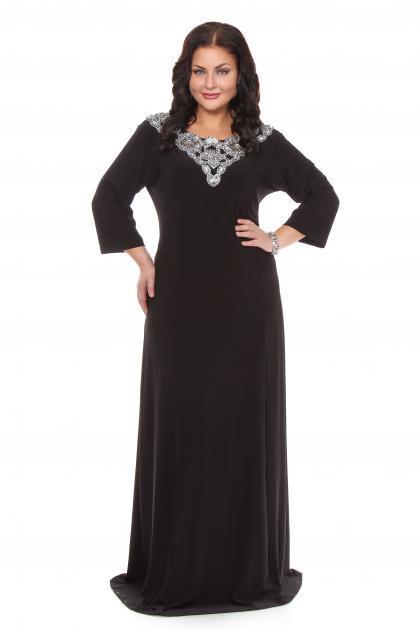Артикул 109276 - платье  большого размера