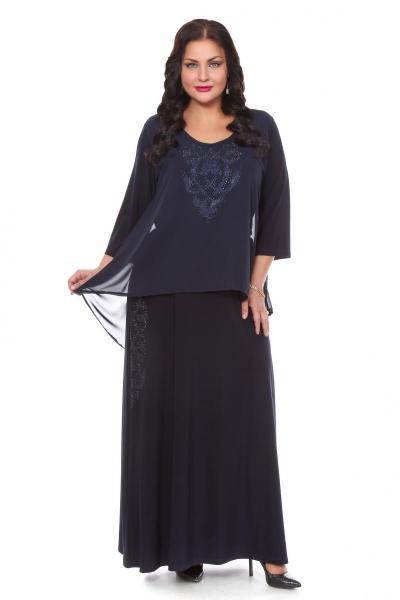 Артикул 109275 - платье  большого размера