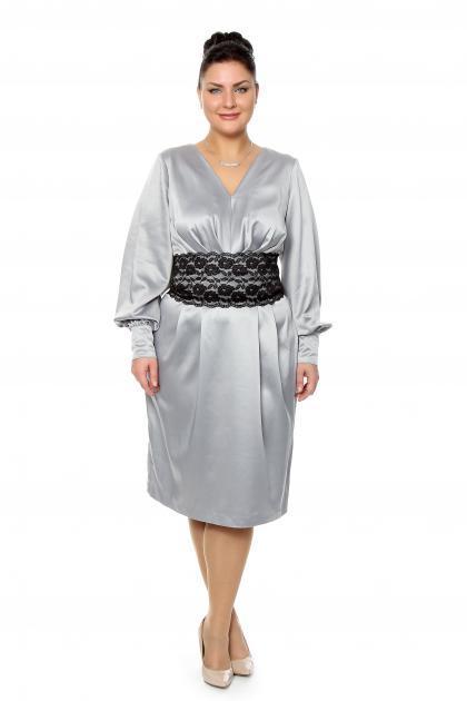 Артикул 12133 - платье большого размера