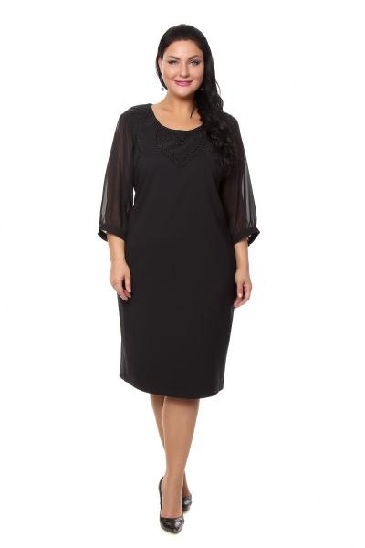 Артикул 209805 - платье большого размера