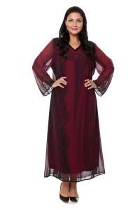 Артикул 266004 - платье  большого размера