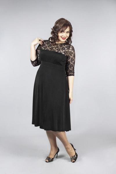 Артикул 13377 - платье большого размера