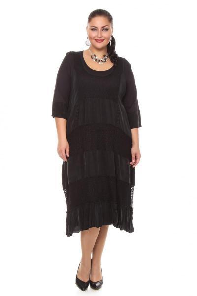 Артикул 101116 - платье большого размера