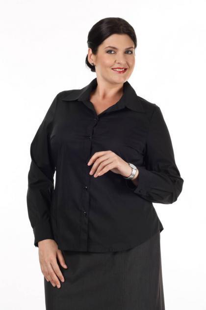 Артикул 14224 - блузка большого размера