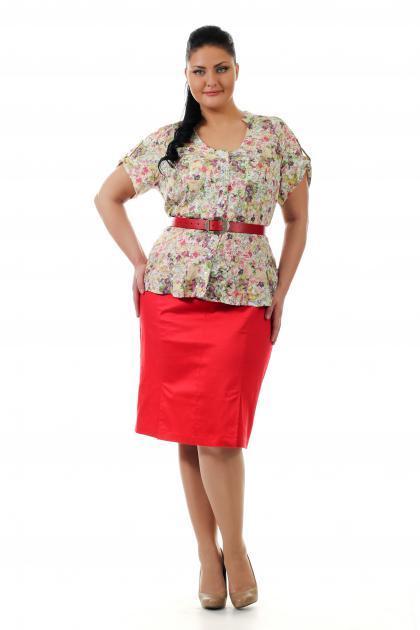 12 апр 2013 юбки для полных женщин не менее актуальны, чем для худых