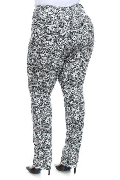 Артикул 15543 - джинсы большого размера - вид сзади