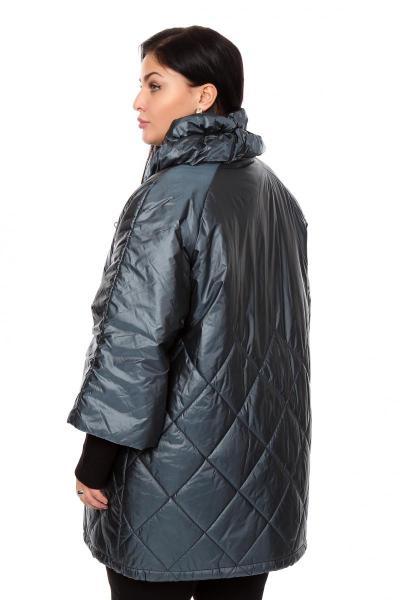 Артикул 202885 - куртка большого размера - вид сзади