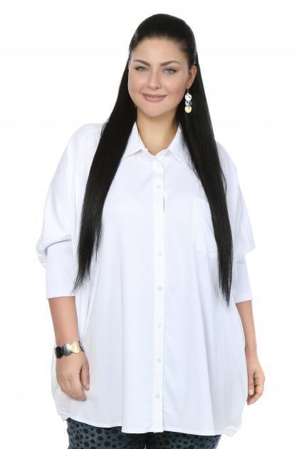 Артикул 15241 - блузка  большого размера