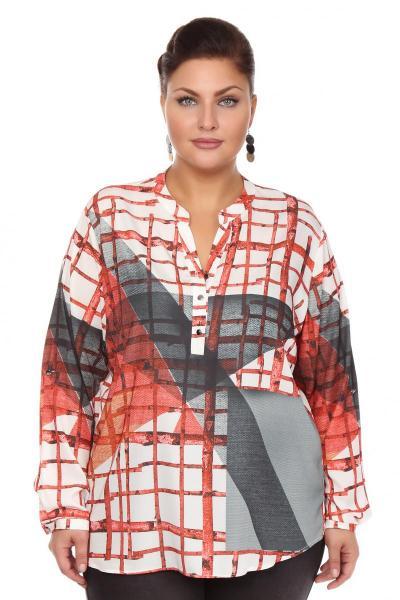 Артикул 108500 - блузка  большого размера