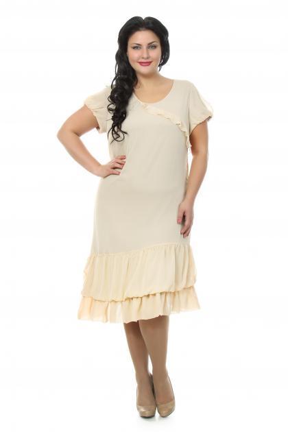 Артикул 12332 - платье большого размера