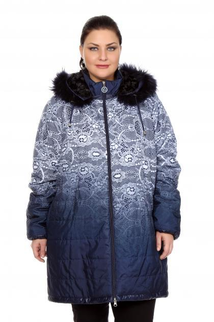 Артикул 270801 - куртка  большого размера