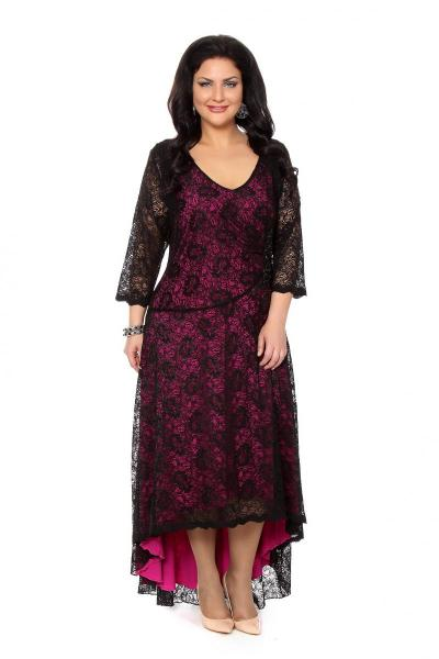 Артикул 16385 - платье  большого размера