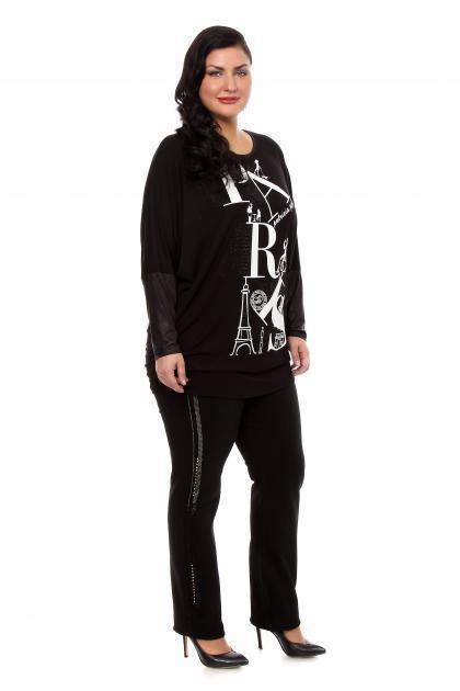 Артикул 209921 - джинсы большого размера