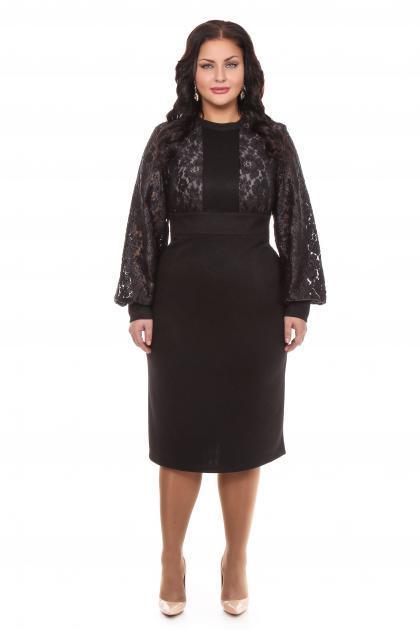 Артикул 15339 - платье большого размера