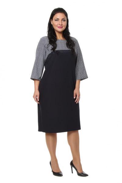 Артикул 203869 - платье большого размера