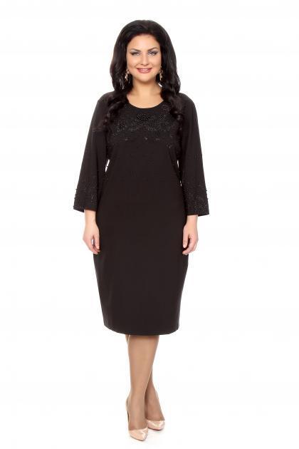 Артикул 209801 - платье  большого размера