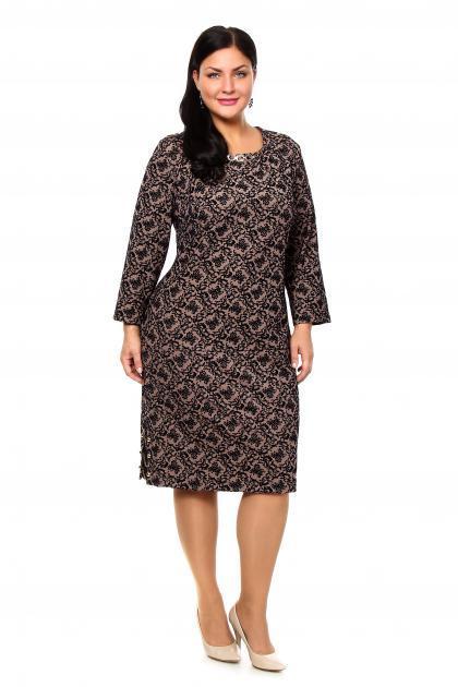 Артикул 205424-1 - платье большого размера