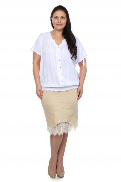 Артикул 12341 - юбка большого размера