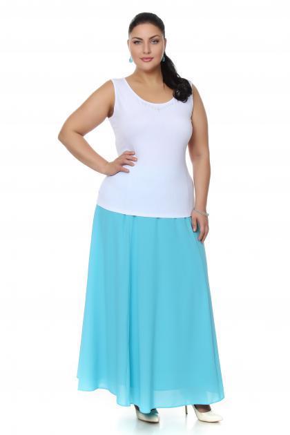 Артикул 15412 - юбка большого размера
