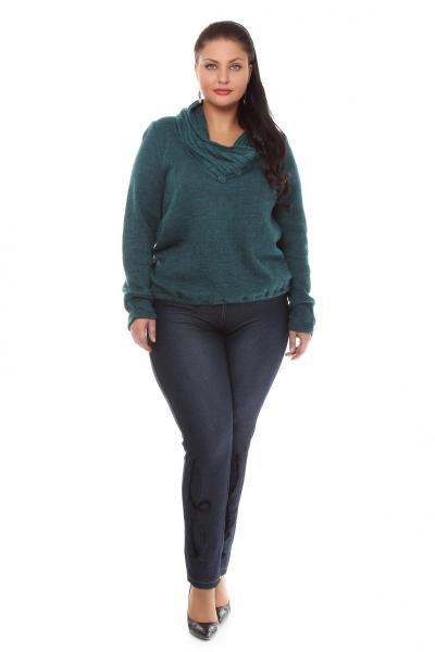 Артикул 100612 - джинсы большого размера