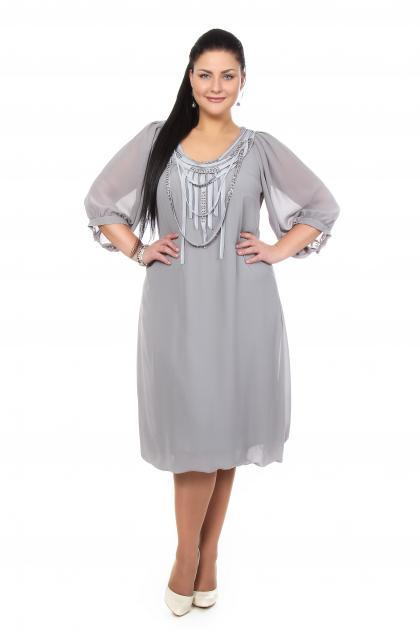 Артикул 12334 - платье большого размера