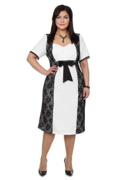 Артикул 16338 - платье  большого размера