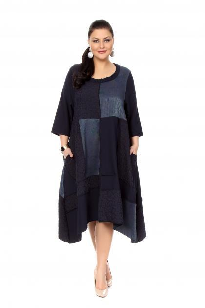 Артикул 200552 - платье  большого размера