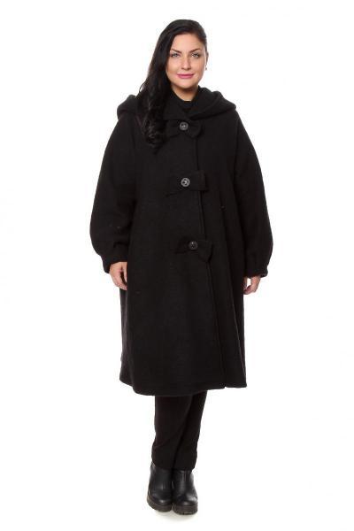 Артикул 203117 - пальто большого размера