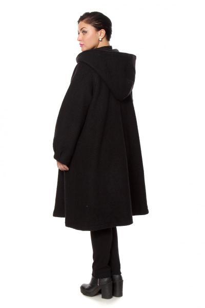 Артикул 203117 - пальто большого размера - вид сзади