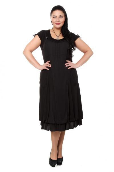 Артикул 103545 - платье большого размера