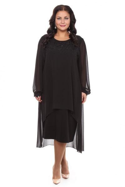 Артикул 109260 - платье  большого размера