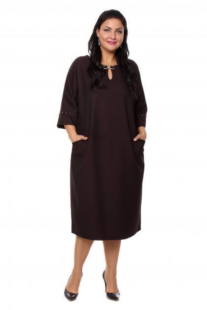 Артикул 205013 - платье большого размера