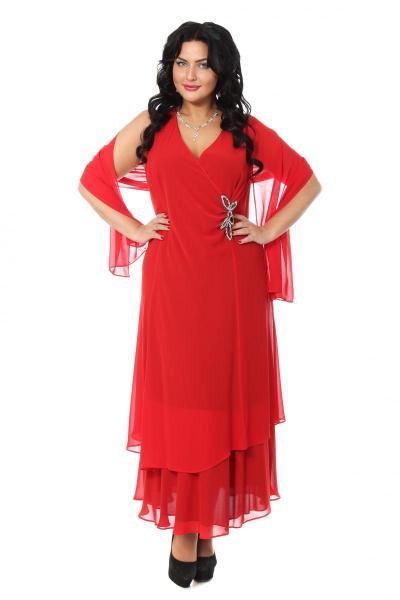 Артикул 000064 - платье  большого размера