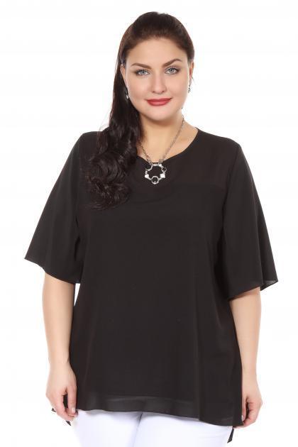 Артикул 16235 - блузка большого размера