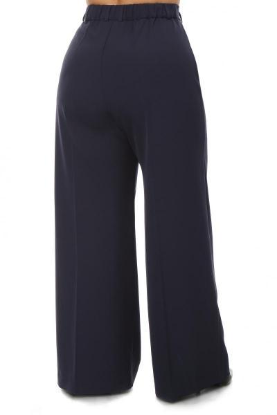 Артикул 16511 - брюки большого размера - вид сзади