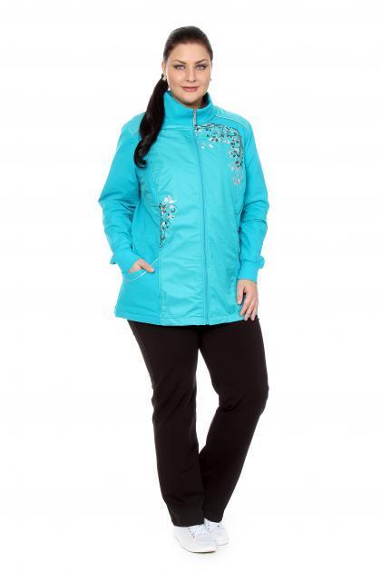 Артикул 5751 - костюм спортивный большого размера