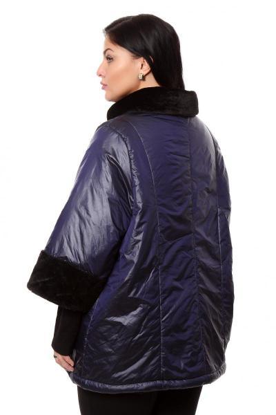 Артикул 202904 - куртка  большого размера - вид сзади