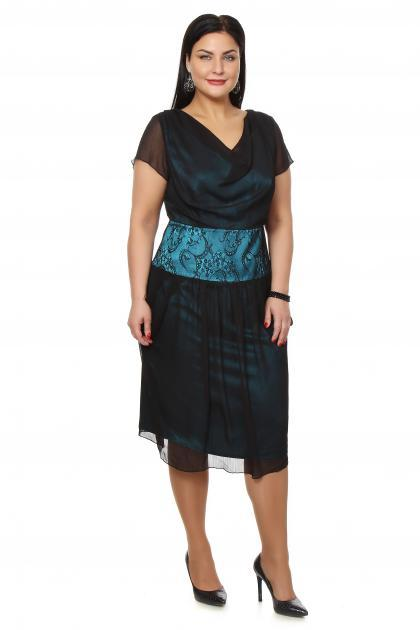 Артикул 11631 - платье большого размера