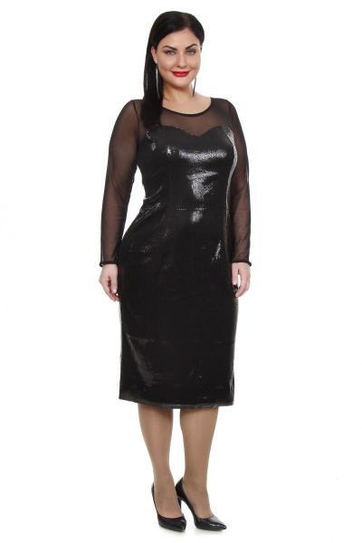 Артикул 16345 - платье  большого размера