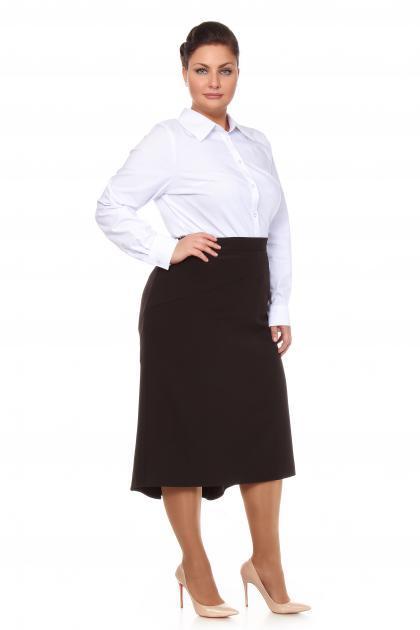 Артикул 16413 - юбка большого размера