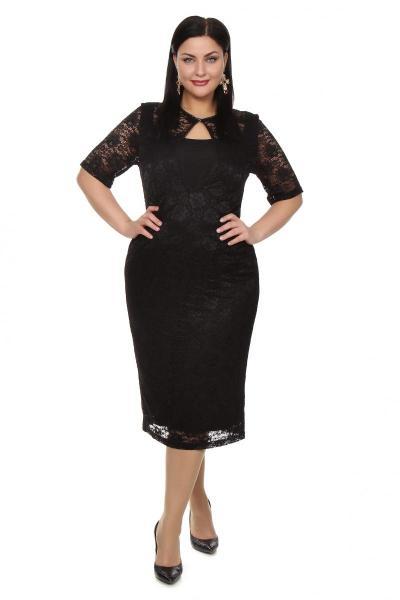 Артикул 16341 - платье большого размера