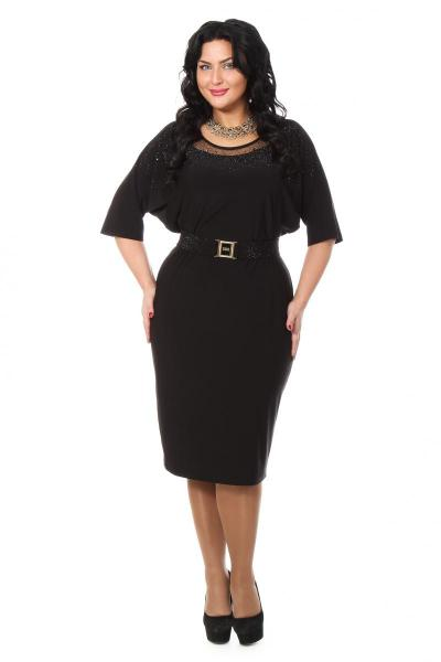 Артикул 009253 - платье  большого размера