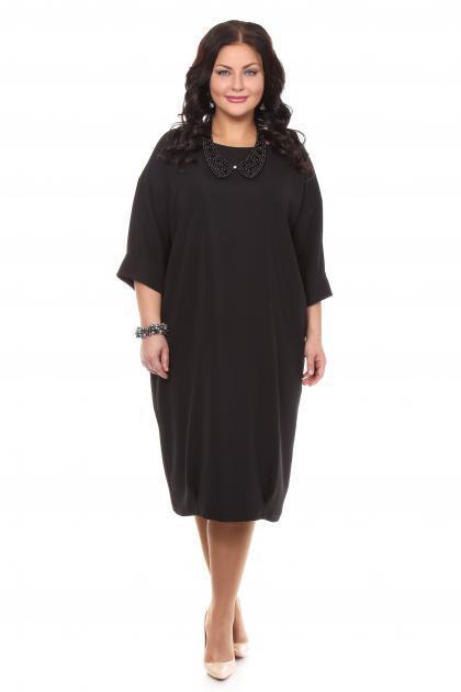 Артикул 16372 - платье большого размера