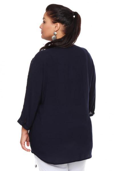 Блузки больших размеров для женщин